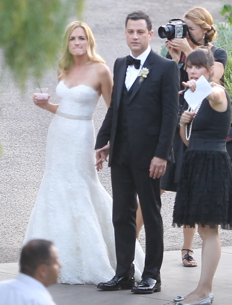 Jimmy Kimmel And Molly Mcnearney Married Dosmagazine