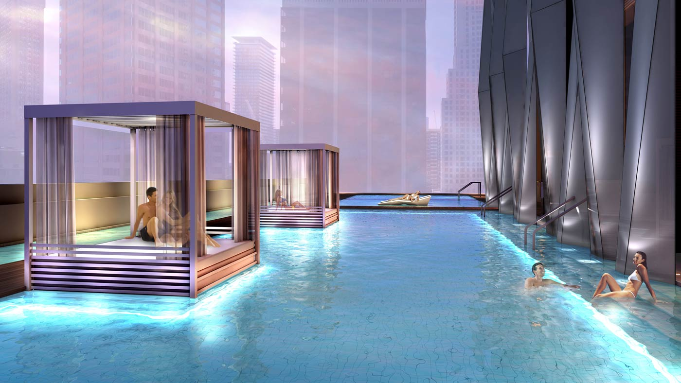 Penthouse Apartment Floor Plans Luxury Condos In Yorkville Toronto By Bazis Dosmagazine