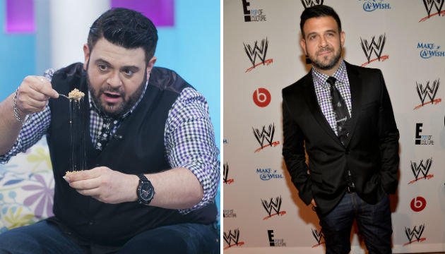 Man v. Food star defeats overeating, loses 70 pounds