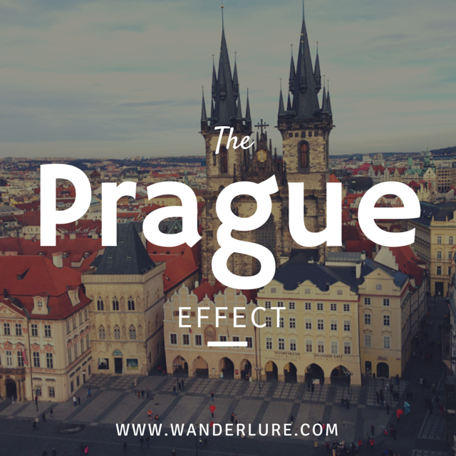 The Prague Effect