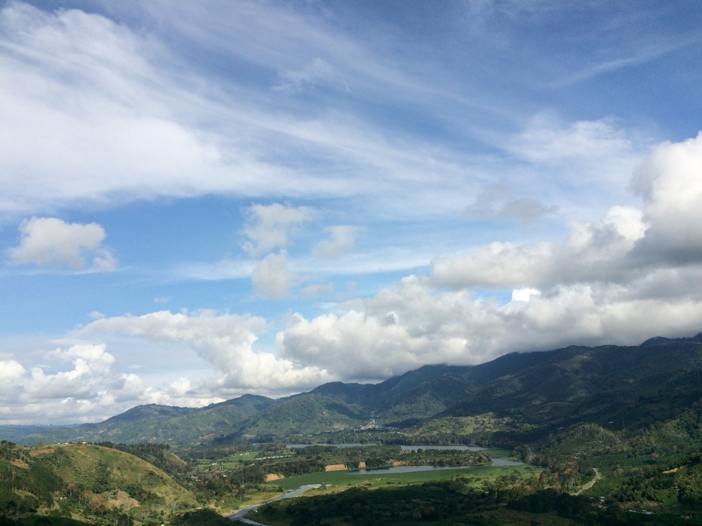 Thw Wanderlure took this photo in her favorite place in Costa Rica: Mirador de Orosí, a place surrounded of peace and stunning views.
