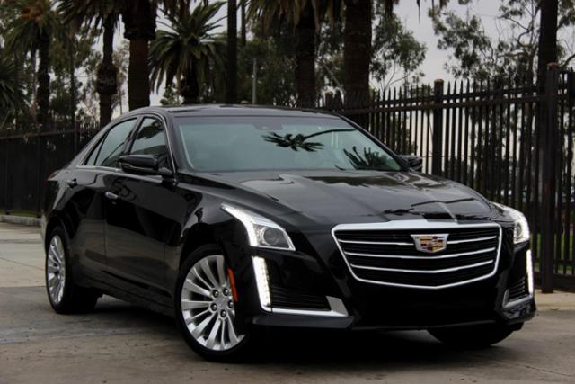 2017 CTS to receive freshened styling New features New trim