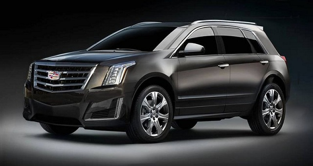 The Cadillac XT5 is unveiled at the 2016 Canadian Auto ...