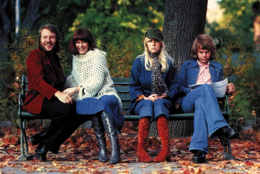 ABBA - Knowing Me, Knowing You / Money, Money, Money