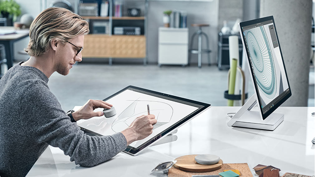 Microsoft Surface Studio The Powerful Workstation