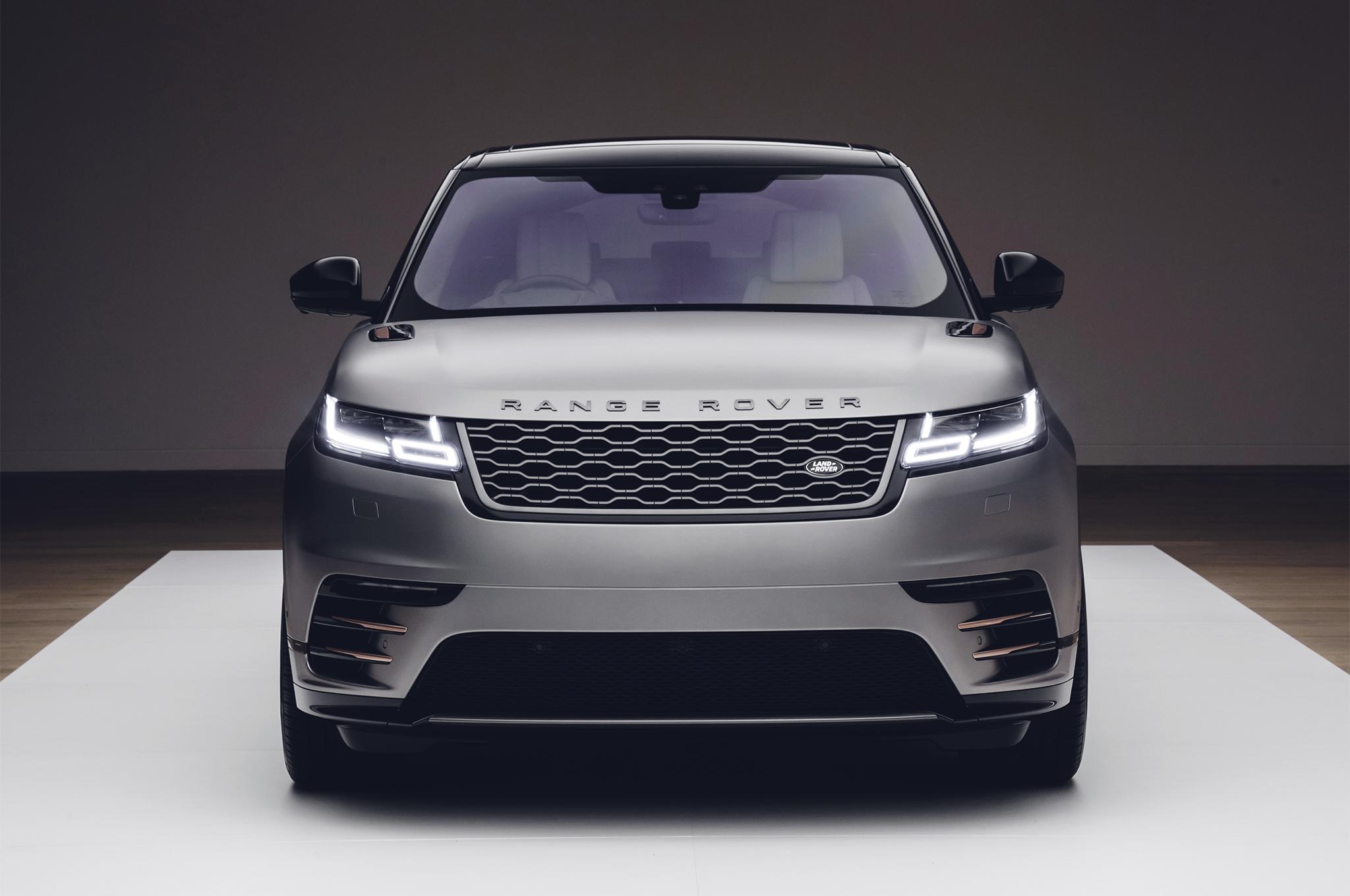 Introducing The All New Range Rover Velar Dosmagazine