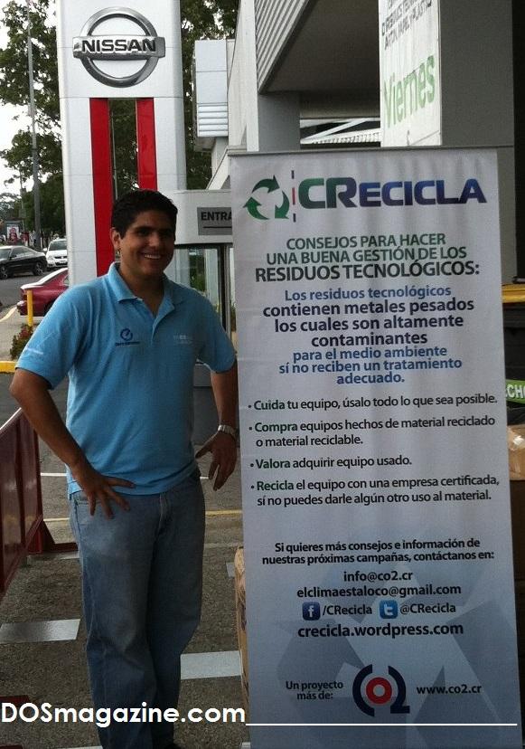 Residuos Tecnológicos de Rafael Monge Vargas