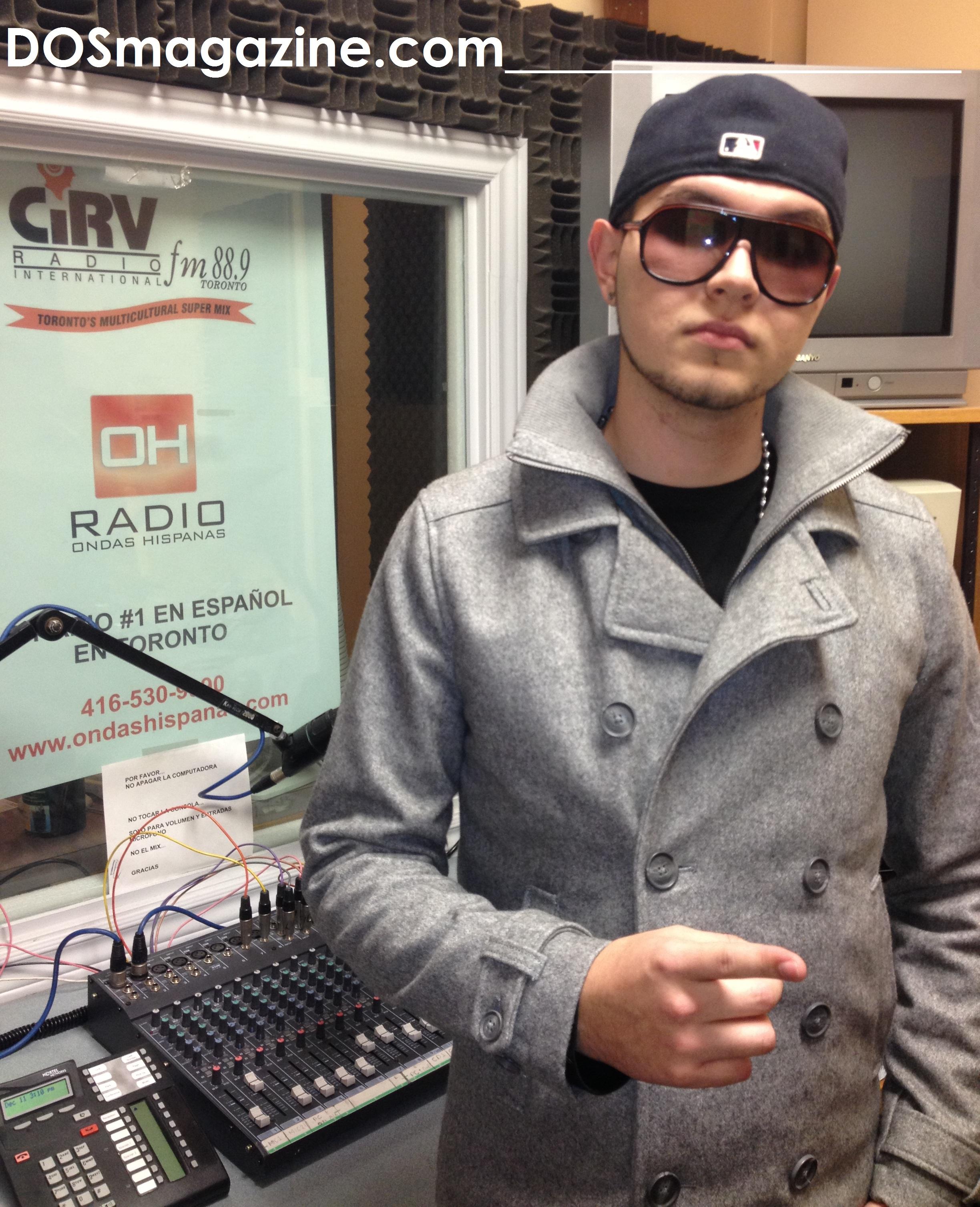 Sabor Colombiano con AKA DJ NARVAZ