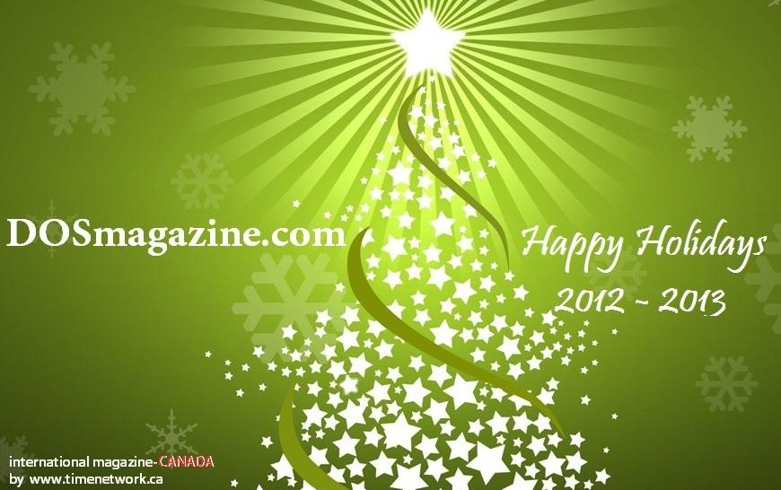 Feliz Navidad 2012 felices Ganadores e Invitados