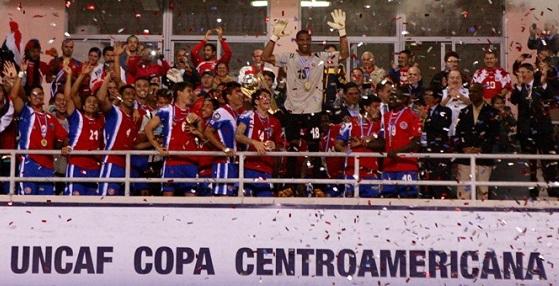 Costa Rica Gana la Septima Copa Centroamericana