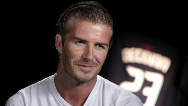 David Beckham ficha por el París Saint-Germain
