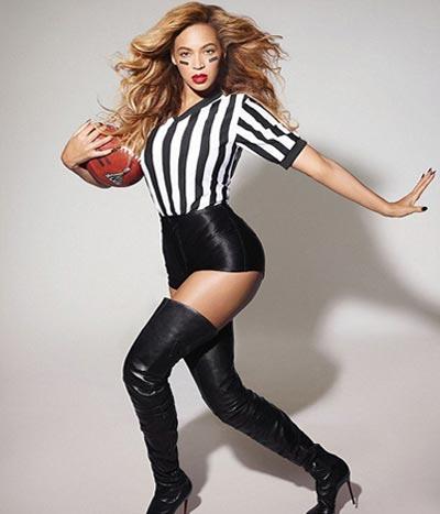 Beyoncé en el Super Bowl 2013