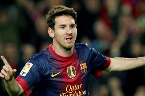 Messi al Barcelona hasta 2018