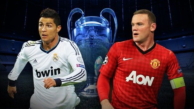 Real Madrid vs Manchester United en vivo