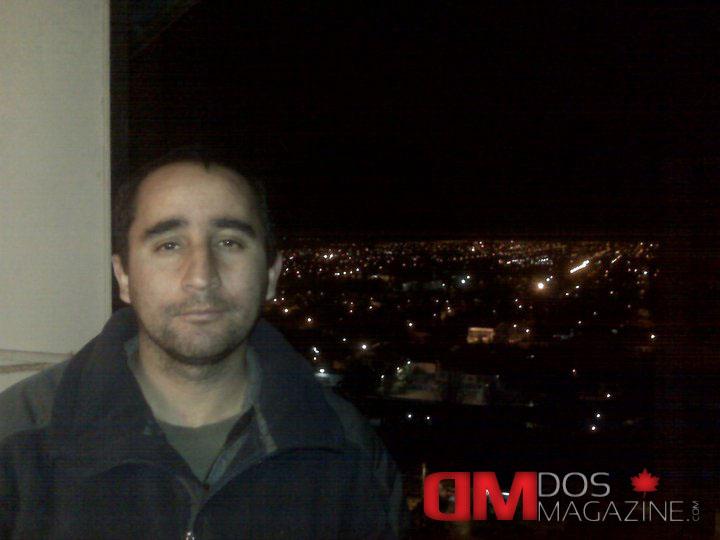 Desde Chile hablamos con Mauricio Cáceres Llantén