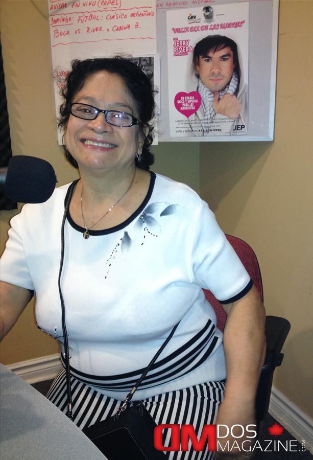 Recordando a Navor Florez en la comunidad Colombiana de Toronto