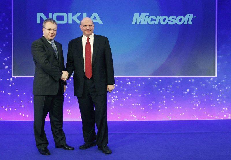 Microsoft compra Nokia por 5.440 millones de euros