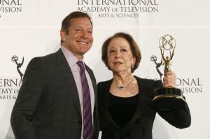 Steve-Guttenberg-Brasil-Emmys-Internacional-Fernanda-Montenegro-DM