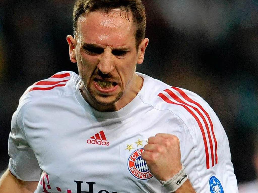 Ribéry cree que merece el Balón de Oro más que Ronaldo