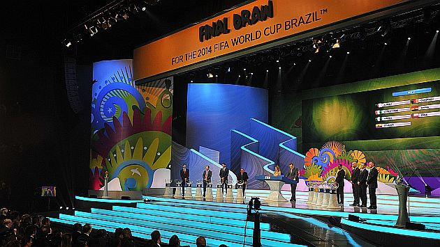 Mundial Brasil 2014 los grupos formados
