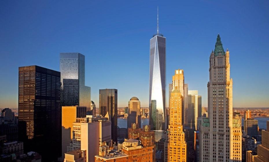 ¿Es seguro el nuevo World Trade Center?