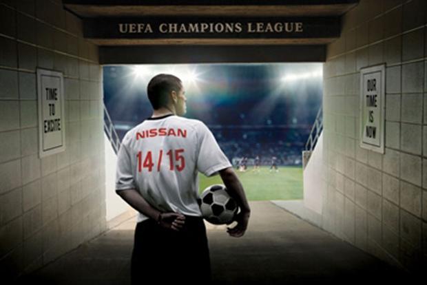 Nissan patrocinará la Liga de Campeones