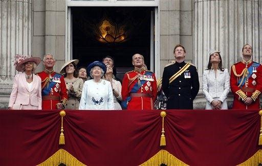 Buckingham informa sobre los gastos del palacio