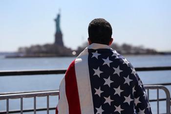 Los buenos inmigrantes en Estados Unidos