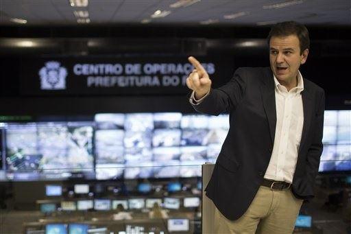 Mundial: 12 subsedes, un error para alcalde de Río