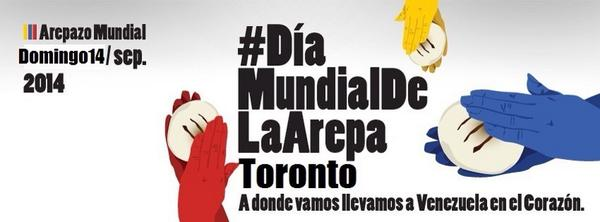 Dia mundial de la Arpea en Toronto