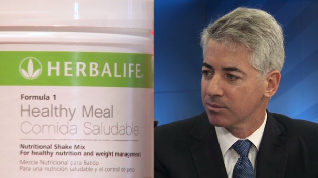 El millonario de Wall Street que quiere destruir a Herbalife