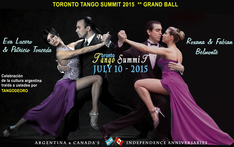 Una cita con el tango, celebrando la Independencia Argentina