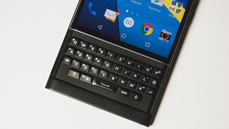 Blackberry Priv es el nuevo teléfono Android