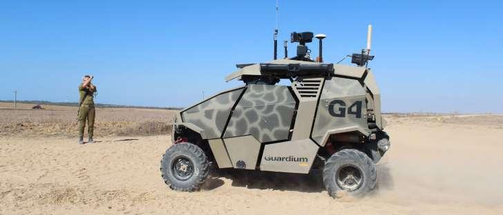 Armas y tecnologías para los soldados del futuro