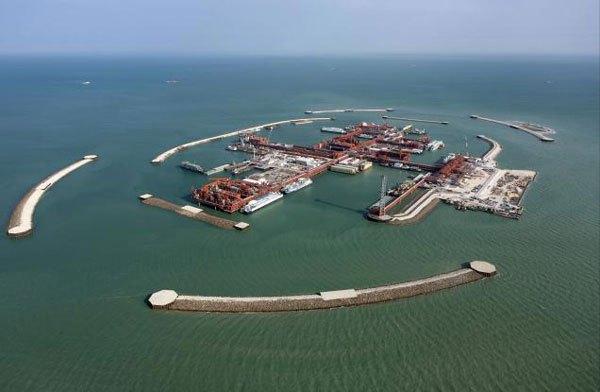 Kashagan la mayor fuente de petróleo en el mundo