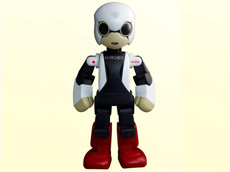 Kirobo Mini, el robot de Toyota