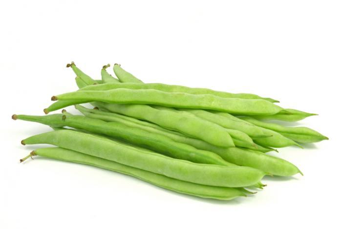 Lo saludable de comer verde, Vainica