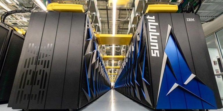 IBM y Summit la supercomputadora más veloz del mundo