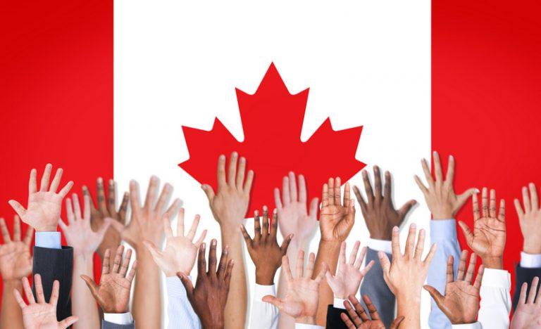 La población de Canadá aumentó en más de medio millón